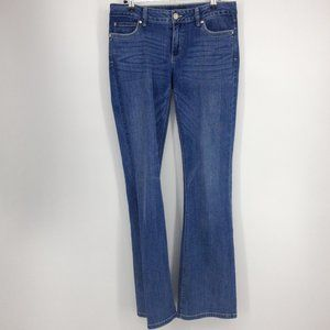 White House Skinny Flare Jeans